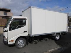 ダイナトラックアルミバン パワーゲート 2tロング 438x178x186