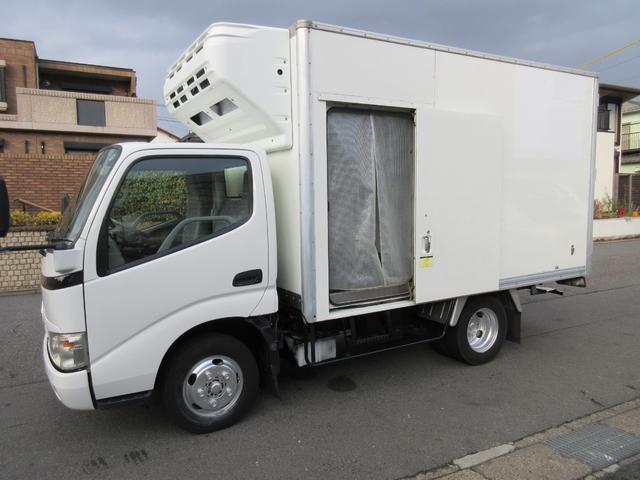 トヨタ 低温冷蔵冷凍車 5t免許スライドドア 321x171x177