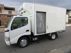 トヨエース低温冷蔵冷凍車 5t免許スライドドア 321x171x177