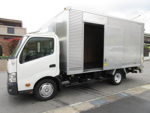 トヨタ アルミバン パワーゲート ワイドロング454x207x217