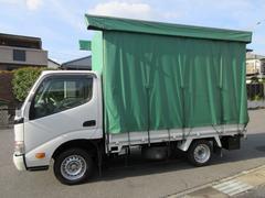ダイナトラック幌カーテン車 AT 3.5t免許 312x163x214