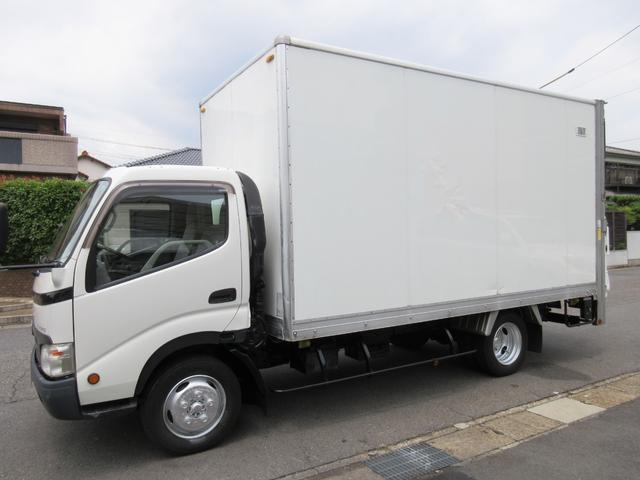 トヨタ アルミバン パワーゲート ワイドロング436x203x227
