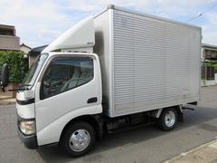 トヨエースアルミバン 排ガスマフラ−AT5t免許313x179x207