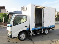 ダイナトラック低温冷蔵冷凍車 スタンバイ 5t免許 304x157x178