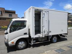 トヨエース低温冷蔵冷凍車 2t 両スライドドア 355x170x181