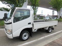 トヨエース平ボディ 2.5DT 3.5t免許 312x161x38