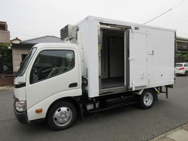 トヨタ 低温冷蔵冷凍車 スタンバイAT5t免許317x166x167