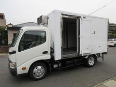 トヨエース低温冷蔵冷凍車 スタンバイ 5t免許 317x166x167