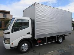ダイナトラックアルミバン ワイドロング 3t積 453x209x210