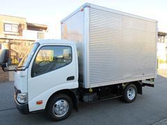 ダイナトラックアルミバン 2t AT 5t免許 315x177x206