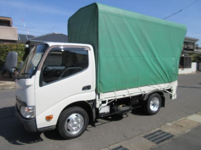 トヨタ 幌 パワーゲート 2t 5t免許 307x162x202