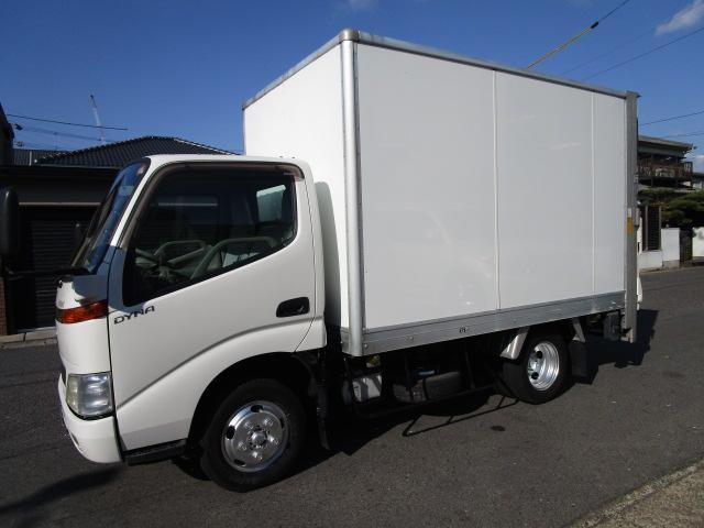 トヨタ ダイナトラック アルミバン パワーゲート 2t 308x178x186