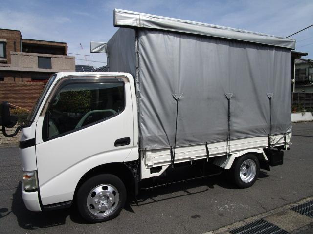 トヨタ カーテン車 AT 1.4t 310x161x190