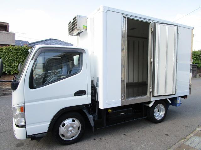三菱ふそう キャンター 低温冷蔵冷凍車 2t スタンバイ 309x171x190
