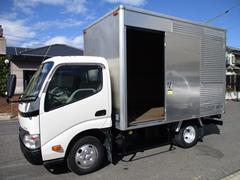 ダイナトラックアルミバン 2t AT 5t免許 314x178x209