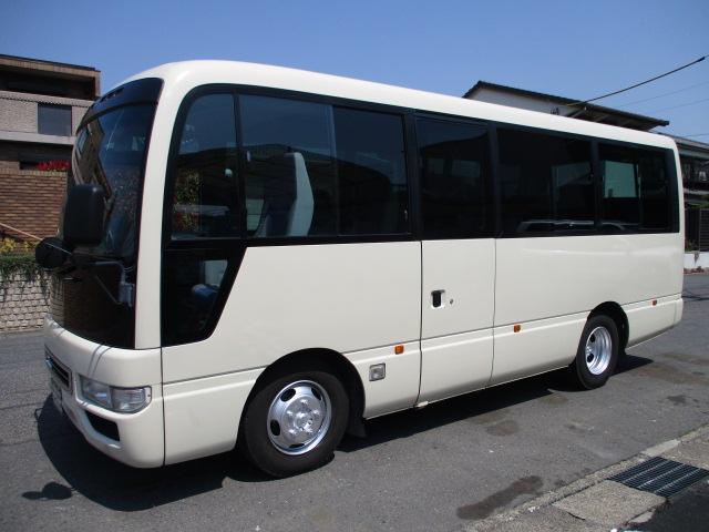 日産 シビリアンバス SV 26人乗り ガソリン AT 自動ドア