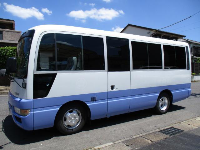 日産 シビリアンバス SX 4.2Lディーゼル 26人乗り AT ワンオーナー