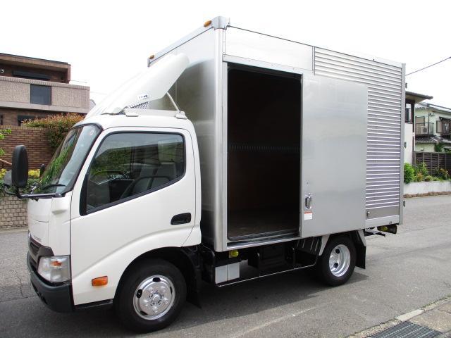 トヨタ アルミバン AT 5t免許 2t 309x177x217