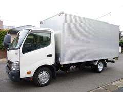 ダイナトラックアルミバン ワイドロングAT 5t免許450x210x198