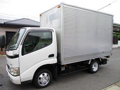 ダイナトラックアルミバン ガソリン 5t免許 313x177x196