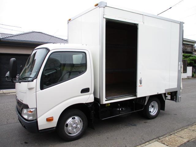 トヨタ ダイナトラック アルミバン パワーゲート 5t免許 309x177x207