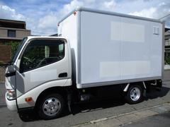 ダイナトラック アルミバン AT 5t免許 ナビ カメラ 内寸310x167x185 1.35トン積載 3Lターボ AT LDF−KDY231 最大積載量1350キロ 車両総重量3885キロ