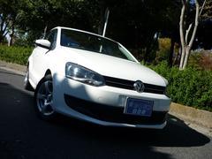 VW ポロTSIコンフォートライン 禁煙車 フルセグナビ ETC BT