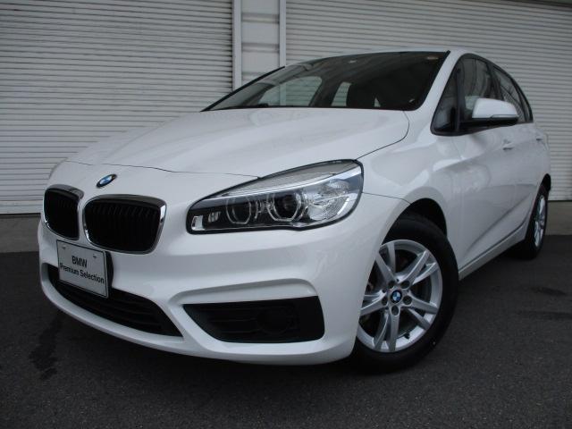 BMW 218iアクティブツアラーパーキングサポートPKG