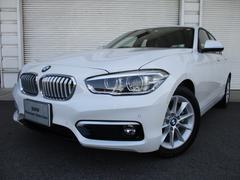BMW118dスタイルコンフォートパーキングサポートPKG