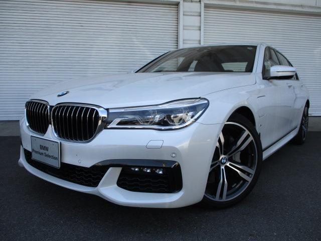 BMW 740e iPerformance Mスポーツ 20AW