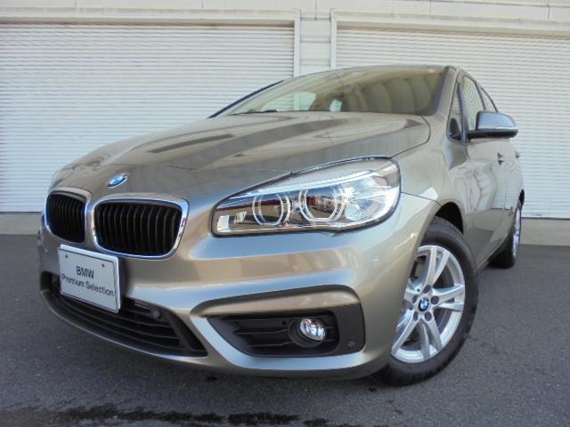 BMW 218dアクティブツアラープラスアドバンスドPサポートPKG