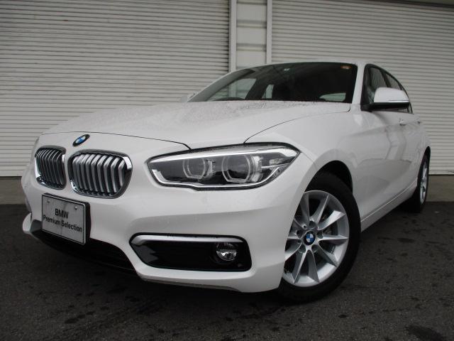 BMW 118iスタイルコンフォートパーキングサポート認定中古車