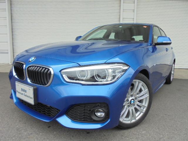 BMW 118iMスポーツコンフォートアドバンスドPサポートPKG