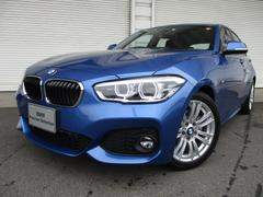 BMW118d Mスポーツアドバンスドパーキングサポート認定中古車