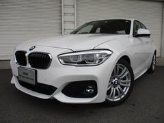 BMW118iMスポーツコンフォートアドバンスドPサポートPKG