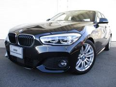 BMW118iMスポーツACCコンフォートアドバンスドPサポート
