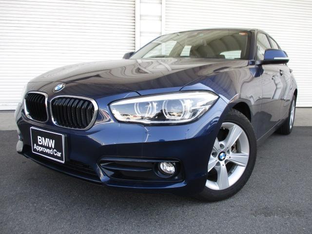 BMW 118iスポーツLCI LEDヘッドパーキングサポートPKG