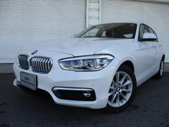 BMW118dスタイルコンフォートアドバンスドPサポート認定中古車