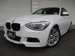 BMW116i Mスポーツ純正iDriveナビETC 認定中古車