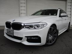 BMW540ixDriveツーリングMスポーツデビューP認定中古車