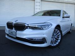 BMW523d ラグジュアリーイノベーションSRウッド認定中古車