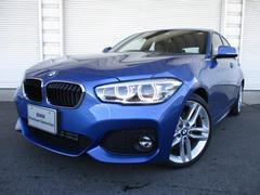 BMW118i MスポーツLCI 18AW純正Bカメラ 認定中古車