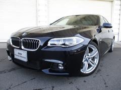 BMW528i MスポーツLCI LEDヘッド19AW 認定中古車