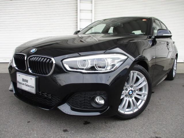 BMW 118i Mスポーツ パーキングサポートPKG 認定中古車