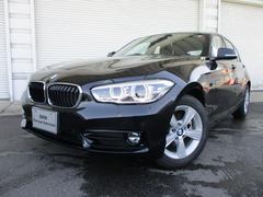 BMW118dスポーツLCIコンフォートパーキングサポートPKG