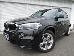 BMW X5xDrive35d Mスポーツセレクトコンフォート黒革LED