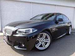BMWアクティブハイブリッド5Mスポ19AWソリ黒LED黒革SR