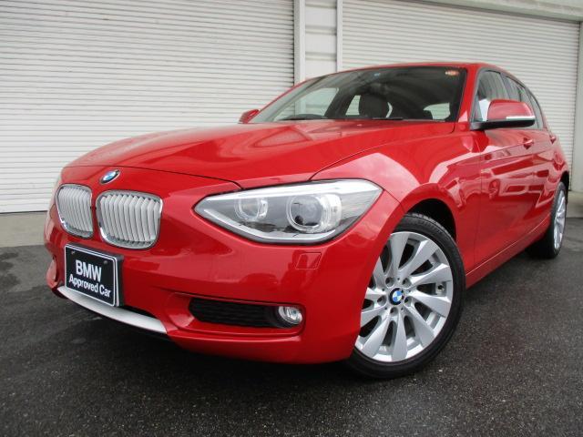 BMW 116i スタイル純正iDriveナビコンフォート認定中古車