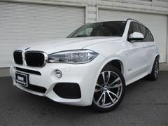 BMW X5xDrive35d MスポーツセレクトPサードS20AWSR