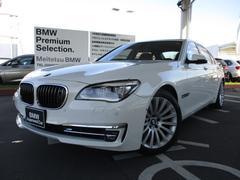 BMW760Li ブラックレザー 19AW サンルーフ 認定中古車